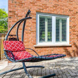 Outdoor recliner